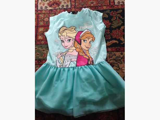 9-12 months Frozen Dress