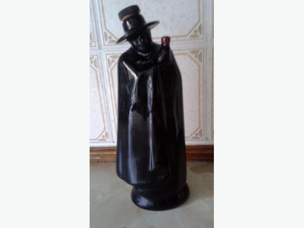 vintage sandeman port decanter