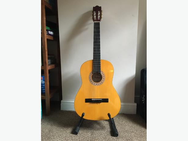 Falcon Nylon String Classical Guitar