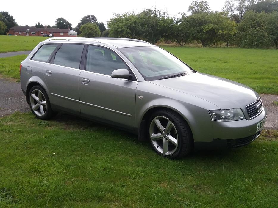 Audi A4 2 0 Se Auto Estate Kingswinford Sandwell