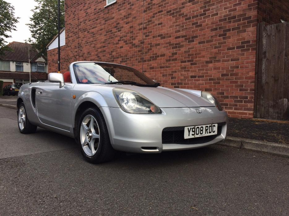 Toyota Mr2 Roadster 2 Seater Convertible Other Dudley