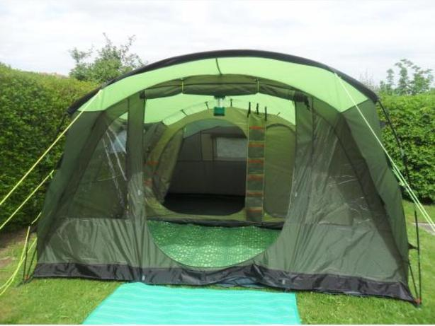 urban escape 5man tent