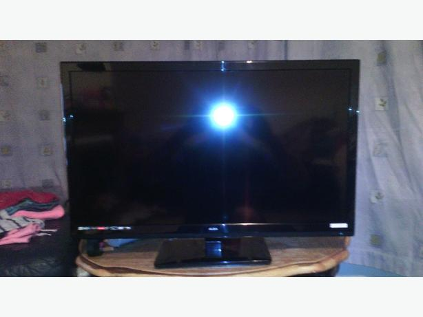 NEW 24 INCH LED TV/DVD COMBI