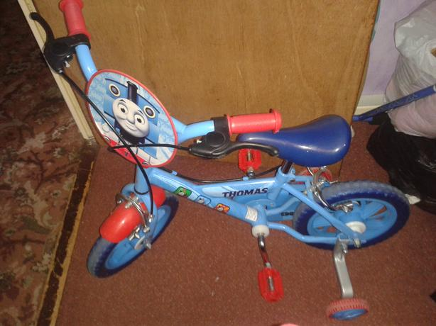 THOMAS THE TANK ENGINE BIKE