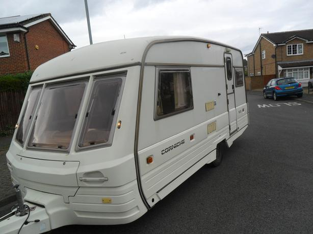 caravan 1995 SWIFT CORNICHE 2 BERTH