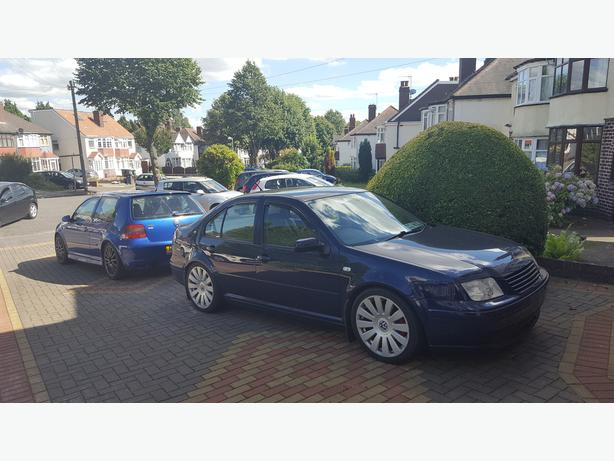 02 VW BORA 1.9TDI CHIPPED EGR DELETE DECAT