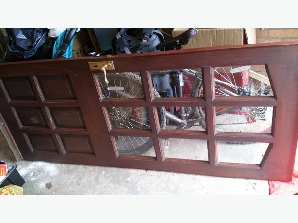 FREE: Hardwood door