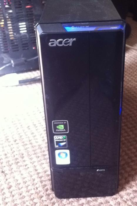 how to set up a acer laptop