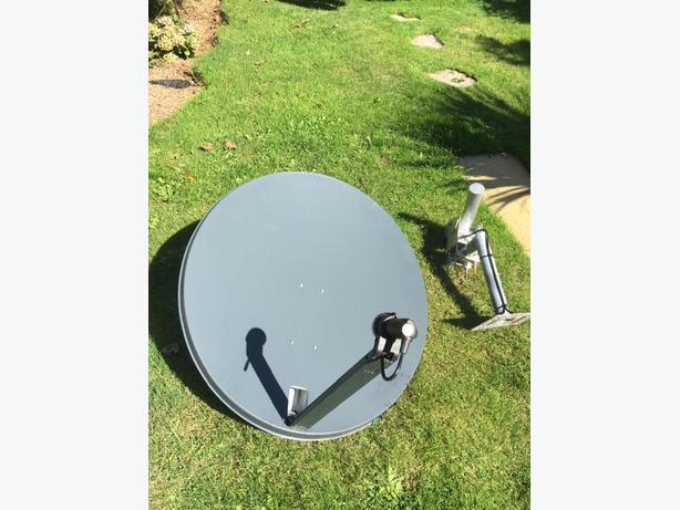 80cm dish with motor