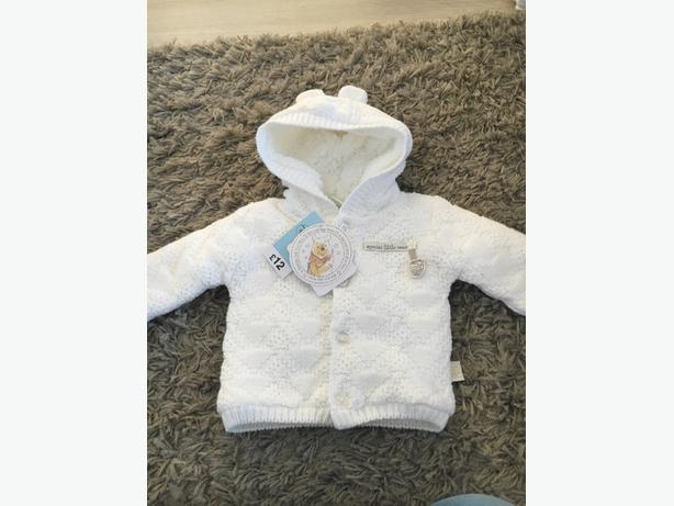 brand new newborn jacket