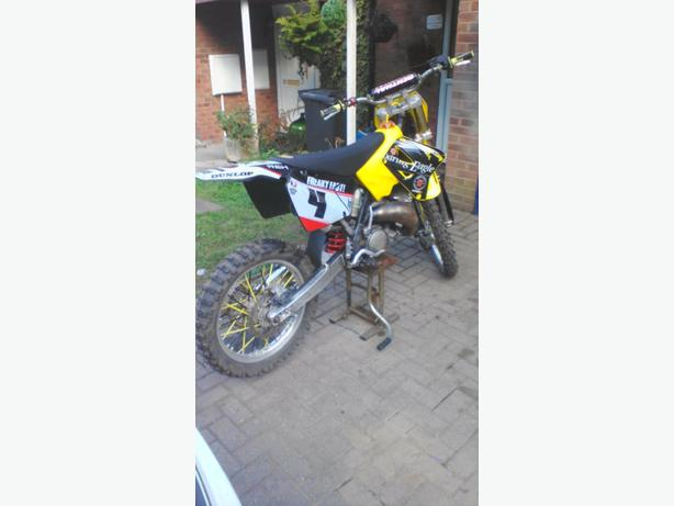 Rm 125 2003 mint condition great example