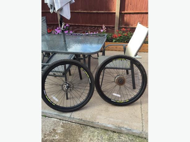 29inch wheels