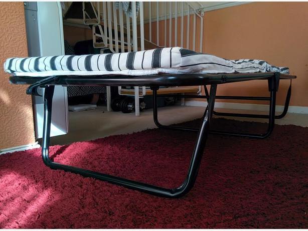 JayBe Single Folding Guest Bed