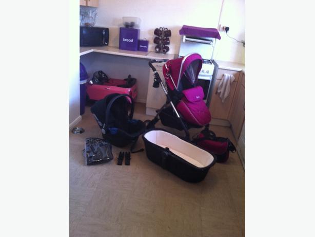 push chair bundle