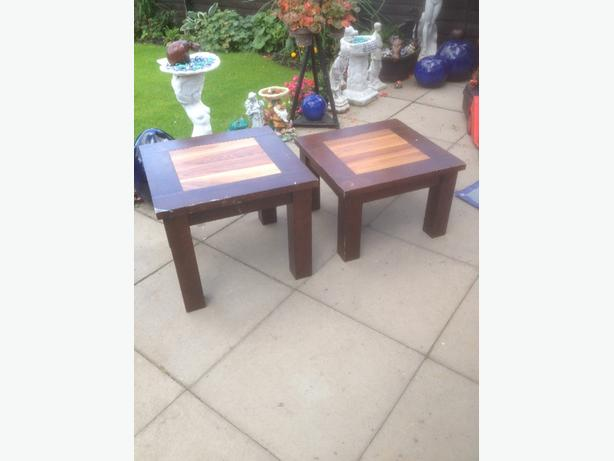 Tables £5.00