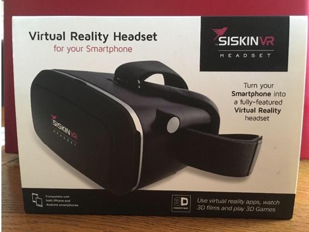 Brand new VR Headset