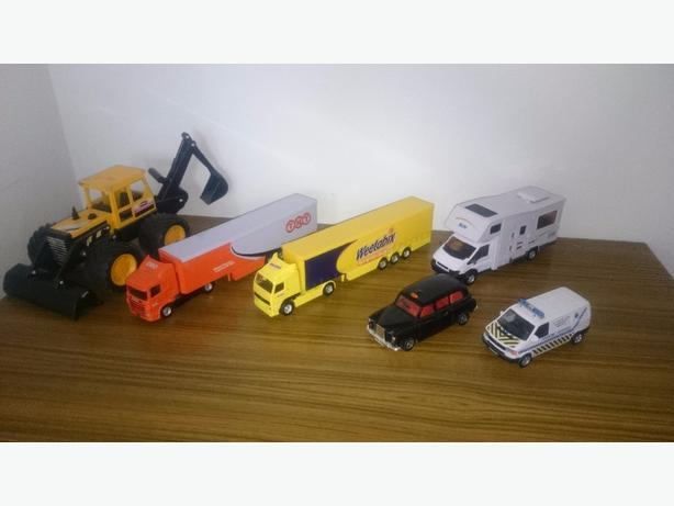 x6 collectable vehicles