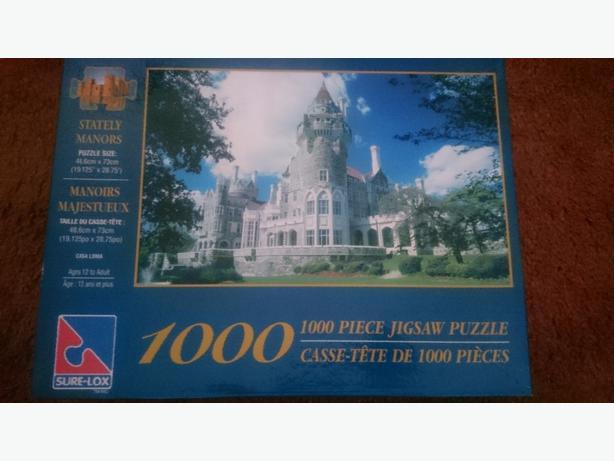 jigsaw puzzle £1.50