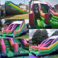 EK Entertainments UK.. castles .. disco.. hot tub .. rodeo bull.. soft play