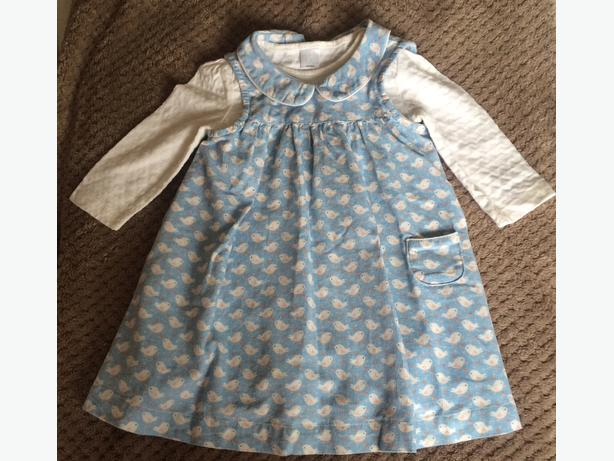 Mini Club Dress 6-9mths