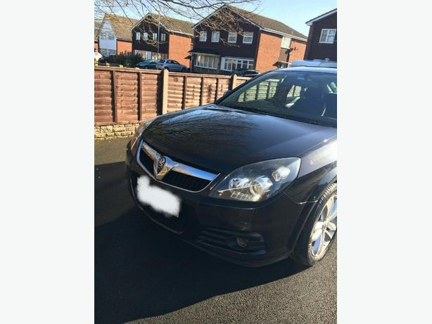 Vauxhall vectra SRI diesel **MAY SWAP**