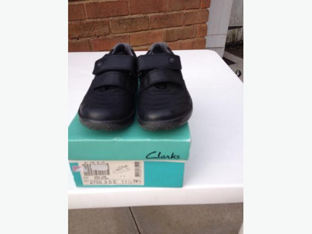 Brand New Clark Shoes