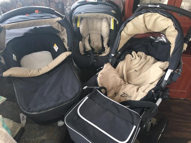 jane slalone pro 3 in 1 travel system