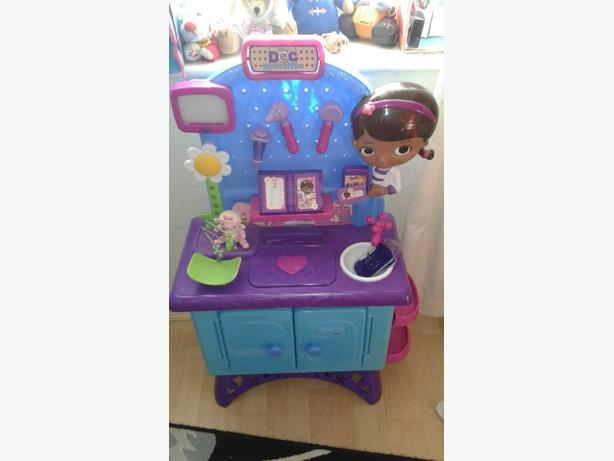 Doc Mcstuffins Job Lot
