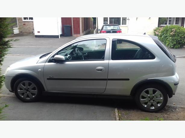 Vauxhall Corsa 1.2 Srx
