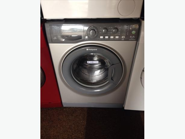 6KG HOTPOINT WASHING MACHINE045