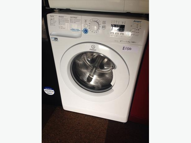 9KG INDESIT WASHING MACHINE046