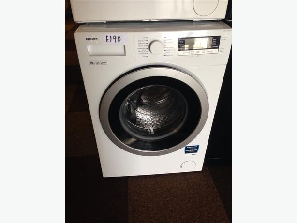 10KG BEKO WASHING MACHINE067
