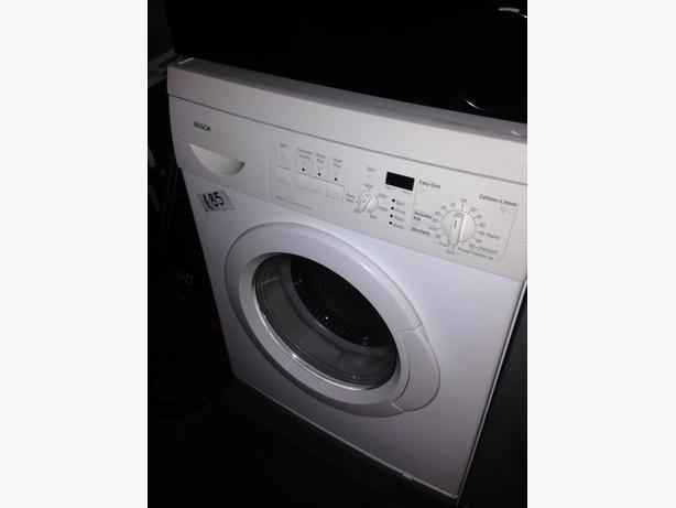 6KG BOSCH WASHING MACHINE08