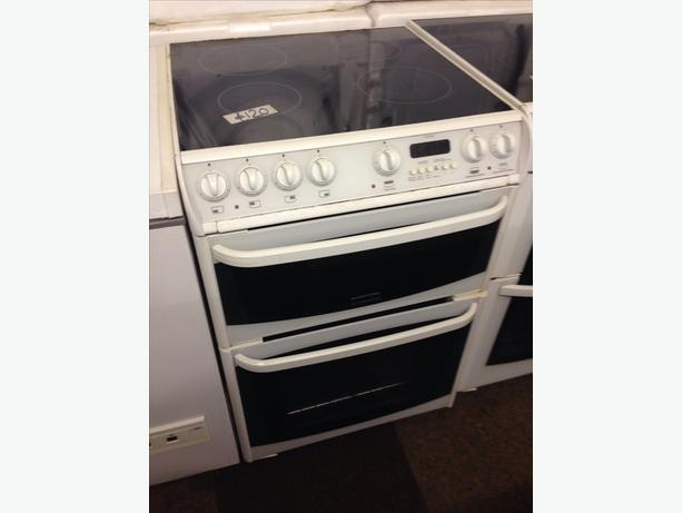 CANNON 60CM ELECTRIC COOKER DOUBLE OVEN10