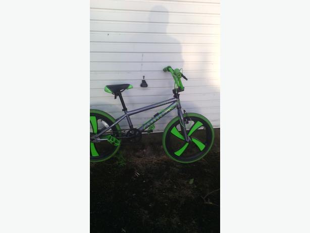 Zombie Toxic Bmx Bike
