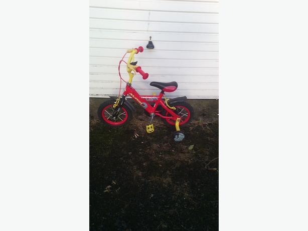 Dinotec Bike kids