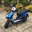 50CC AJS MOPED