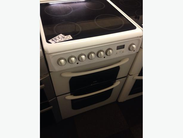 CREDA ELECTRIC COOKER 60CM DOUBLE OVEN02