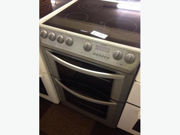 HOTPOINT ELECTRIC COOKER 60CM DOUBLE OVEN04