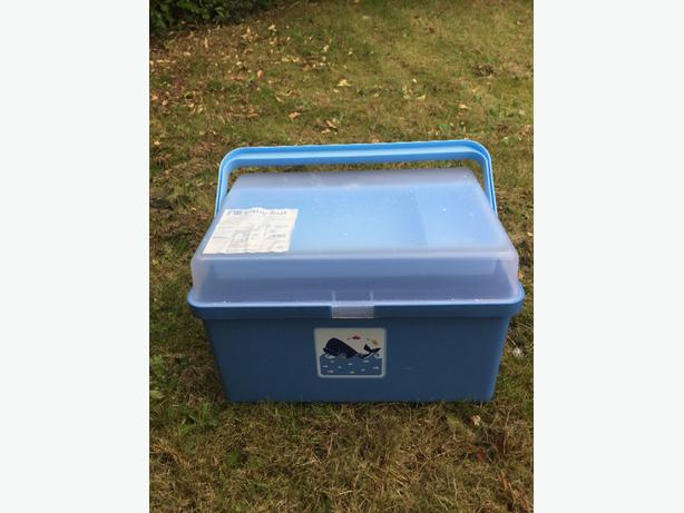 Mothercare baby box - Whale Bay