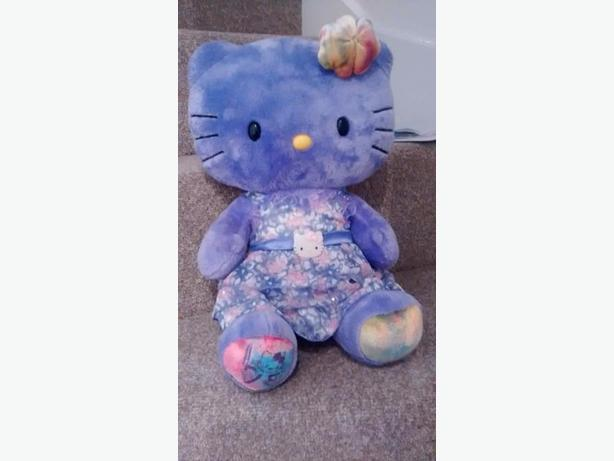 Build a Bear Hello Kitty with Dress