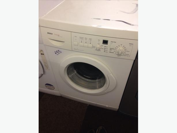 6KG BOSCH WASHING MACHINE034