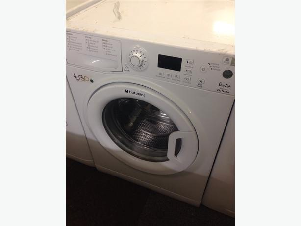 6KG HOTPOINT WASHING MACHINE03