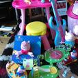 Peppa Pig bundle including toys, dressing table and lots more!