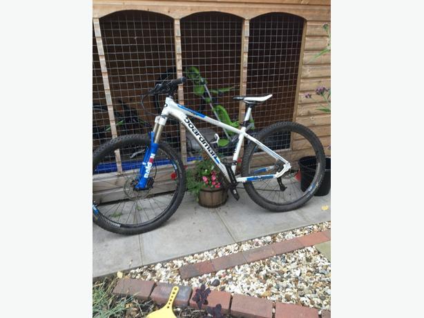 mountian bike, bordman 650b