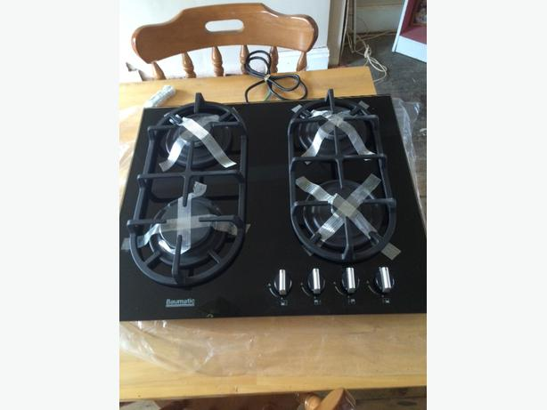 Baumatic BGG60 Gas hob *new RRP £209.99