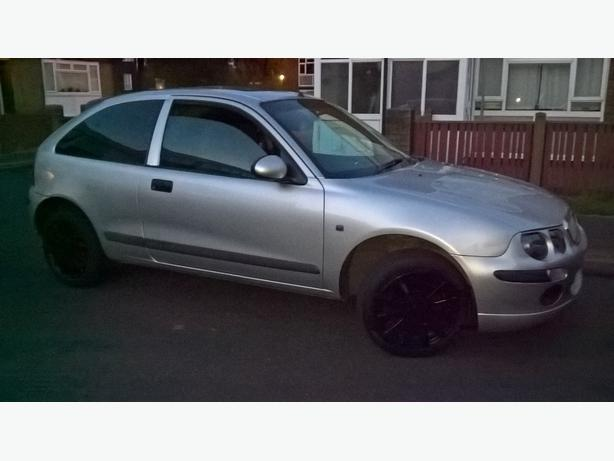 rover 25 with  spares// swaps