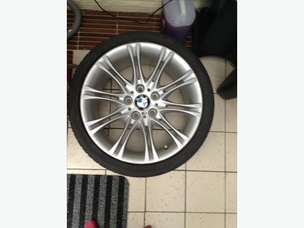BMW Rim & Tire