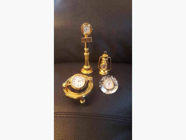collectable antique clocks