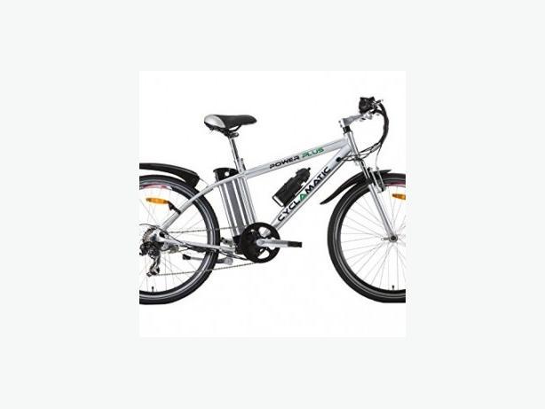 cyclamatic eletric bike